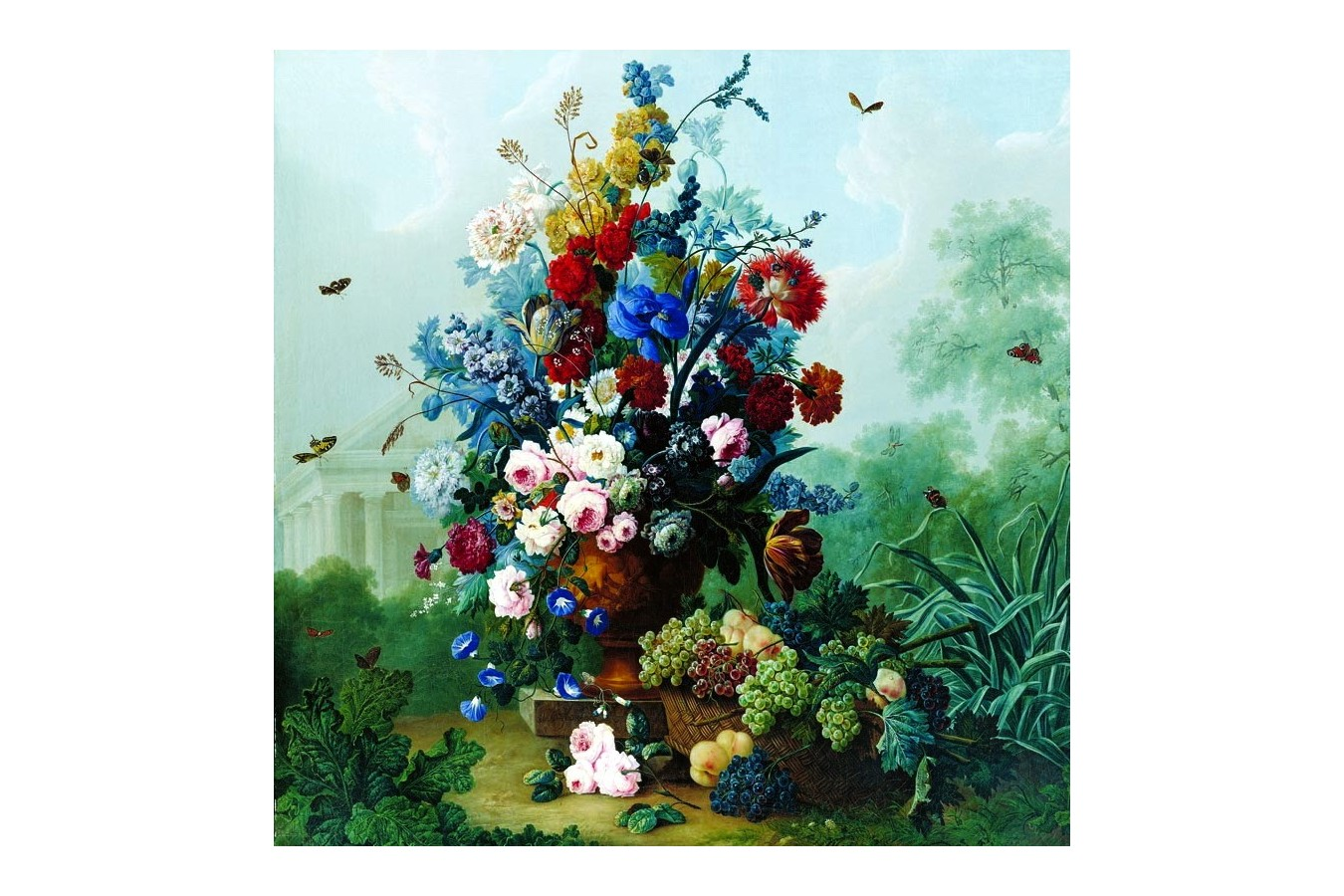 Puzzle Anatolian - Flowers Bouquet, 1024 piese (1016)