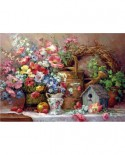 Puzzle Anatolian - Garden Madly, 1500 piese (4502)