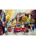 Puzzle Anatolian - Way Of Tram, 1500 piese (4515)