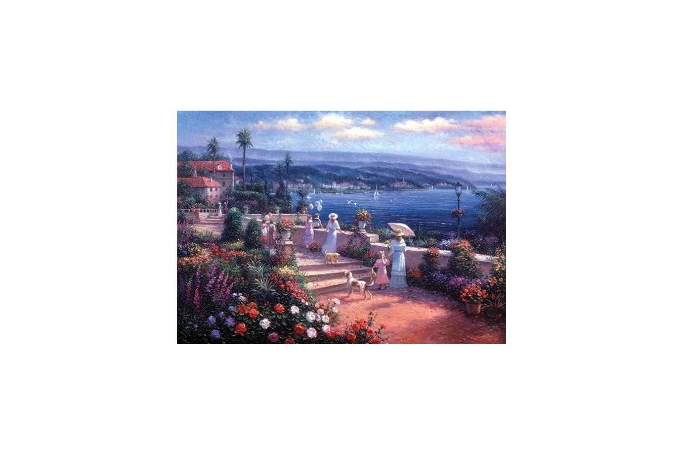 Puzzle Anatolian - Seaside View, 1500 piese (4518)