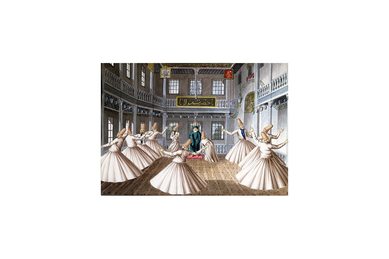Puzzle Anatolian - Whirling Dervishes, 1500 piese (4520)