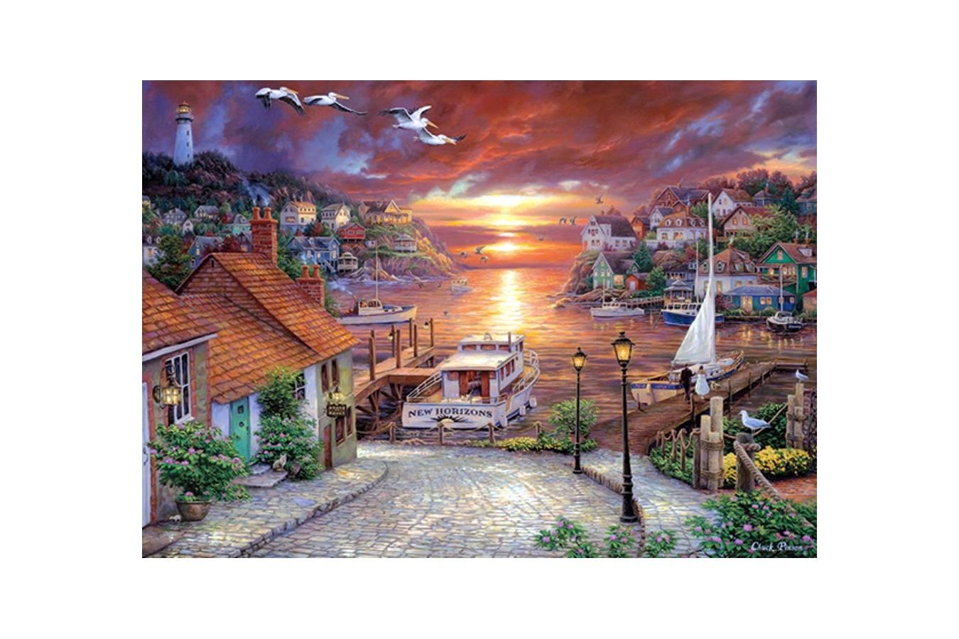 Puzzle Anatolian - New Horizon, 1500 piese (4522)
