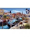 Puzzle Anatolian - Venetian Canal, 1500 piese (4532)