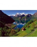Puzzle Anatolian - Lake Lucerne Switzerland, 1500 piese (4533)