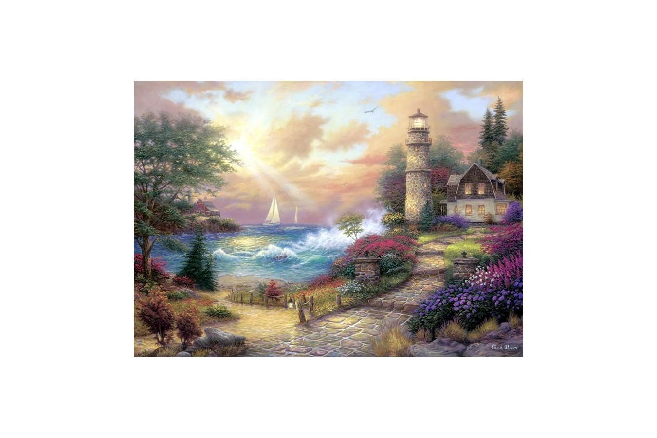 Puzzle Anatolian - Seaside Dreams, 1500 piese (4539)