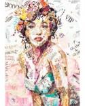 Puzzle Anatolian - Marilyn Monroe, 1500 piese (4546)
