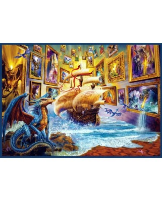 Puzzle Anatolian - Gallery, 1500 piese (4550)