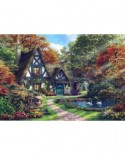 Puzzle Anatolian - The Autumn Cottage, 2000 piese (3936)