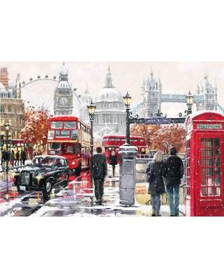 Puzzle Anatolian - London, 2000 piese (3937)