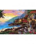 Puzzle Anatolian - Island Sunset, 2000 piese (3942)
