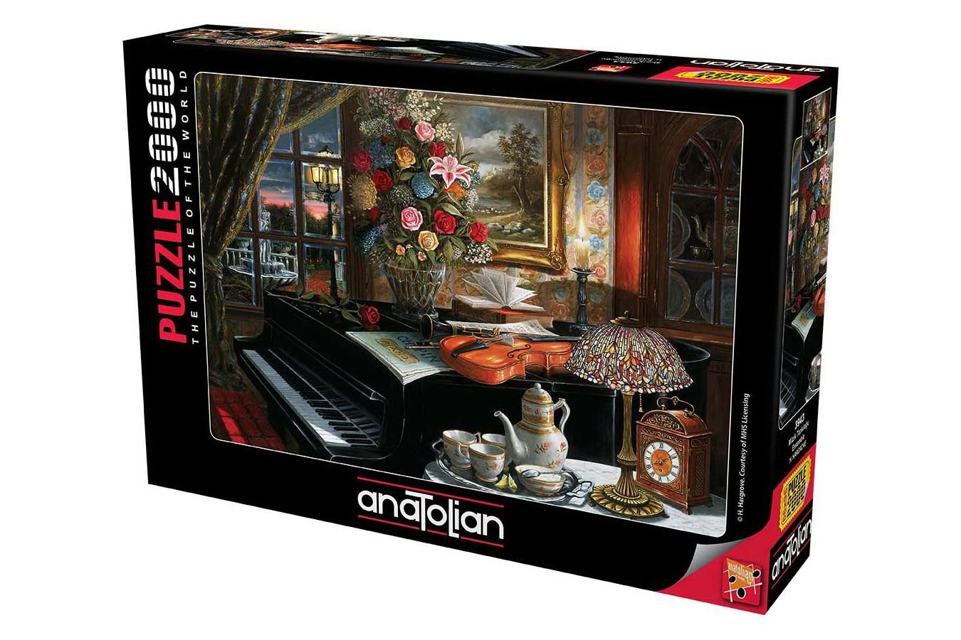 Puzzle Anatolian - Ensemble, 2000 piese (3943)