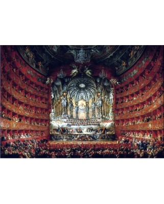 Puzzle Anatolian - Performance at the Teatro Argentina, 2000 piese (8900)