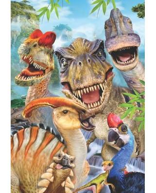 Puzzle Anatolian - Dino Selfie, 260 piese (3317)