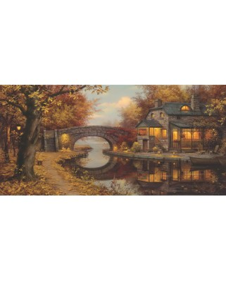 Puzzle Anatolian - Tranquility, 1500 piese (3790)