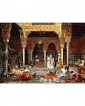 Puzzle Anatolian - The Introduction After the bath, 1889, 3000 piese (4901)