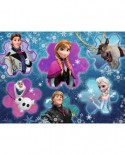 Puzzle Ravensburger - Frozen Regina Ghetii, 300 piese (13180)