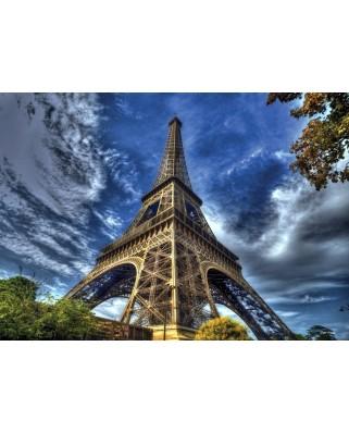 Puzzle Anatolian - Eiffel, 3000 piese (4907)