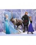 Puzzle Ravensburger - Frozen, 100 piese (10516)