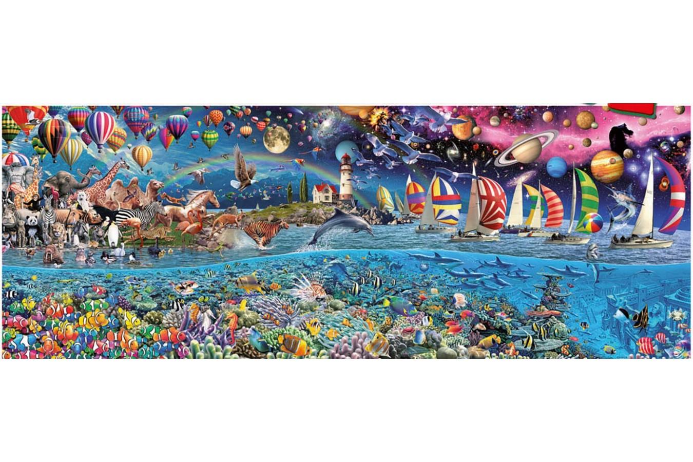 Puzzle Educa - Life, 24000 piese (13434)