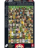 Puzzle mini Educa - Cans of Beer, 1000 piese (13782)