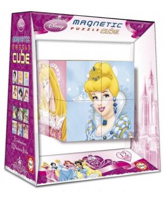 Puzzle Educa - 8 Magnetic Cubes, 8 piese (14066)