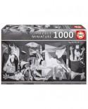 Puzzle mini Educa - Pablo Picasso: Guernica, 1000 piese, include lipici puzzle (14460)