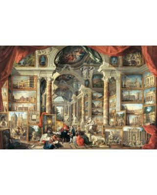 Puzzle Ravensburger - Paolo Panini: Giovani Paolo Panini - Roma Moderna, 5.000 piese (17409)