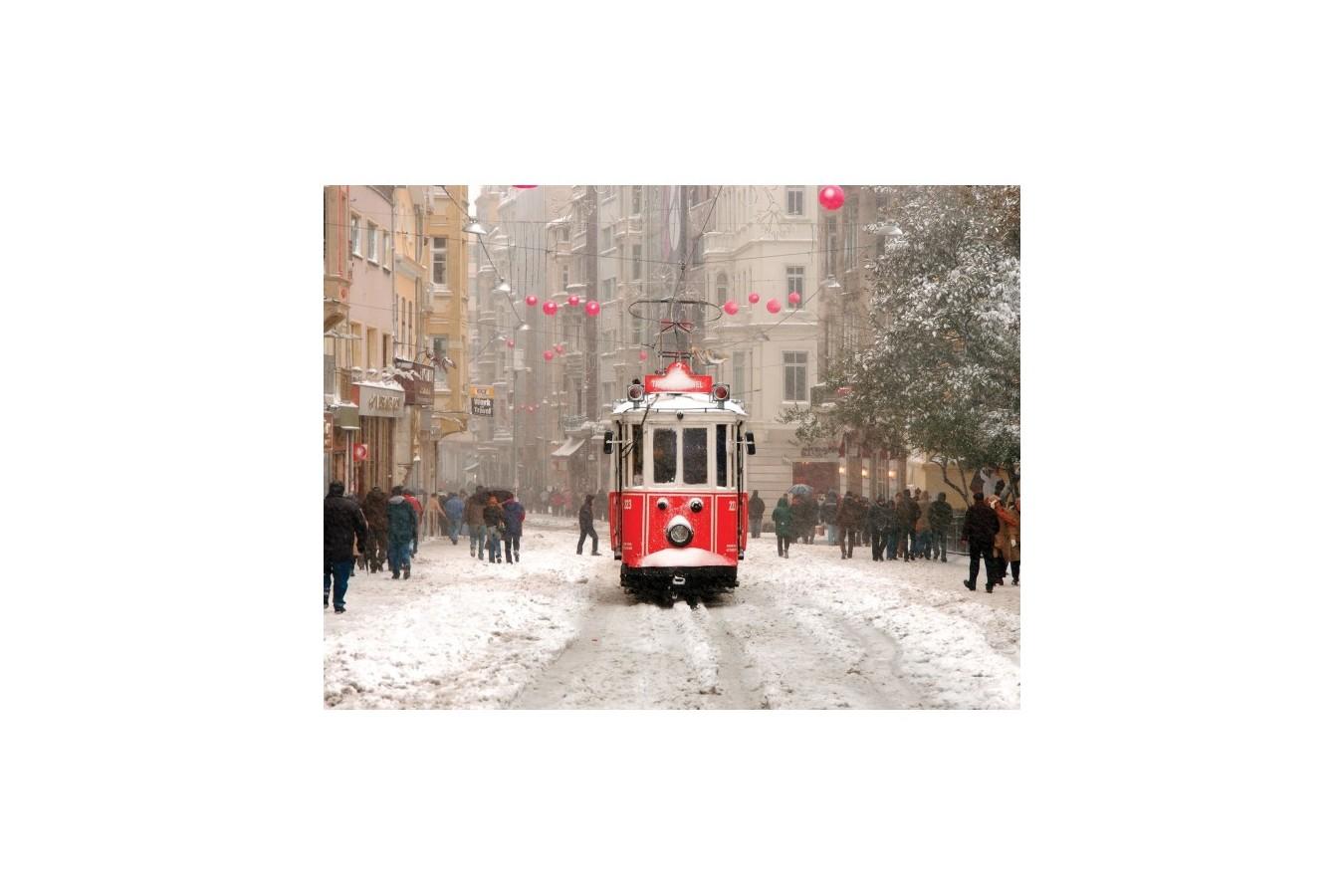 Puzzle Educa - Beyoglu, Istanbul, 1500 piese (14729)