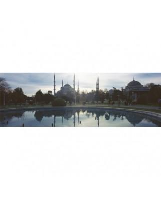 Puzzle Educa - Sultan Ahmet Camii Istanbul, 1000 piese (14757)