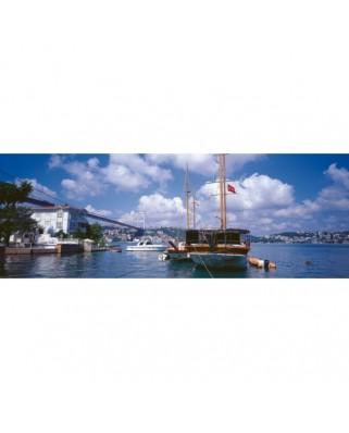 Puzzle Educa - Fatih Sultan Mehmet Bridge, 2000 piese (14758)