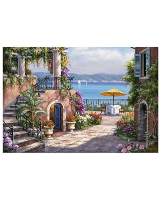 Puzzle Educa - Sung Kim: Tuscan Terrace, 3000 piese (14823)