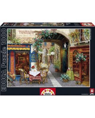 Puzzle Educa - Victor Shvaiko: Marchetti, 1000 piese (14860)