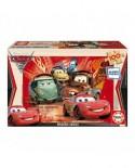 Puzzle din lemn Educa - Disney Cars 2: Flash McQueen, 100 piese (14937)