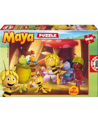 Puzzle Educa - Maya the Bee, 100 piese (15091)