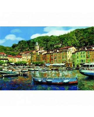 Puzzle Educa - Portofino, 4000 piese (15170)