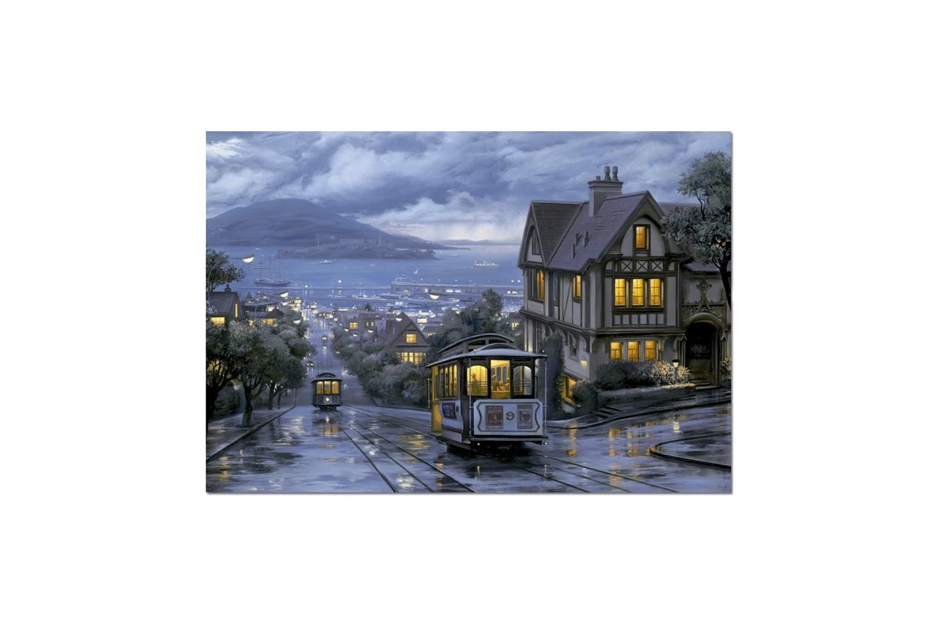 Puzzle Educa - Eugene Lushpin: Sundown Trip, 1000 piese (15176)