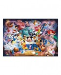 Puzzle Educa - Disney Family: Mickey's Dream, 1000 piese, include lipici puzzle (15190)