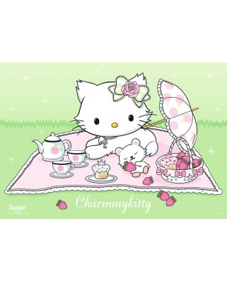 Puzzle Ravensburger - Hello Kitty, 2x24 piese (09049)