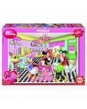 Puzzle Educa - I love Minnie, 100 piese (15613)
