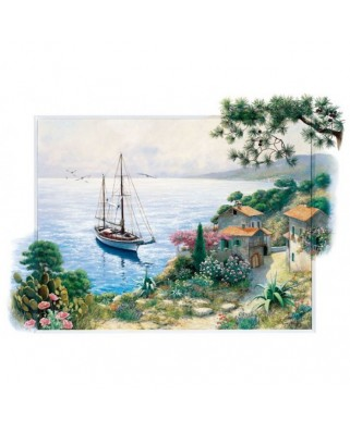 Puzzle Educa - The Bay, 1000 piese (15804)