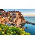 Puzzle Ravensburger - Italia Multicolora, 500 piese (13602)