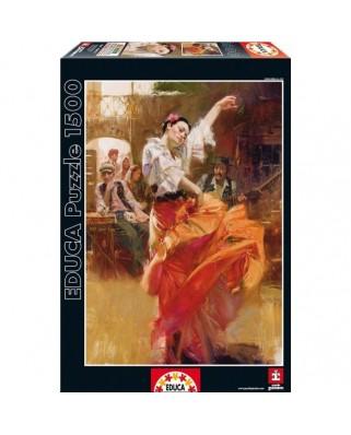 Puzzle Educa - Flamenco, 1500 piese (15814)