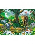 Puzzle Ravensburger - Jungla, 500 piese (14171)