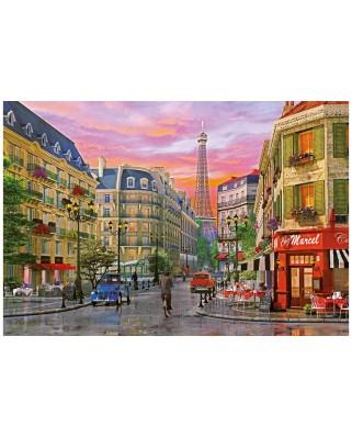 Puzzle Educa - Dominic Davison: Paris Street, 5000 piese (16022)