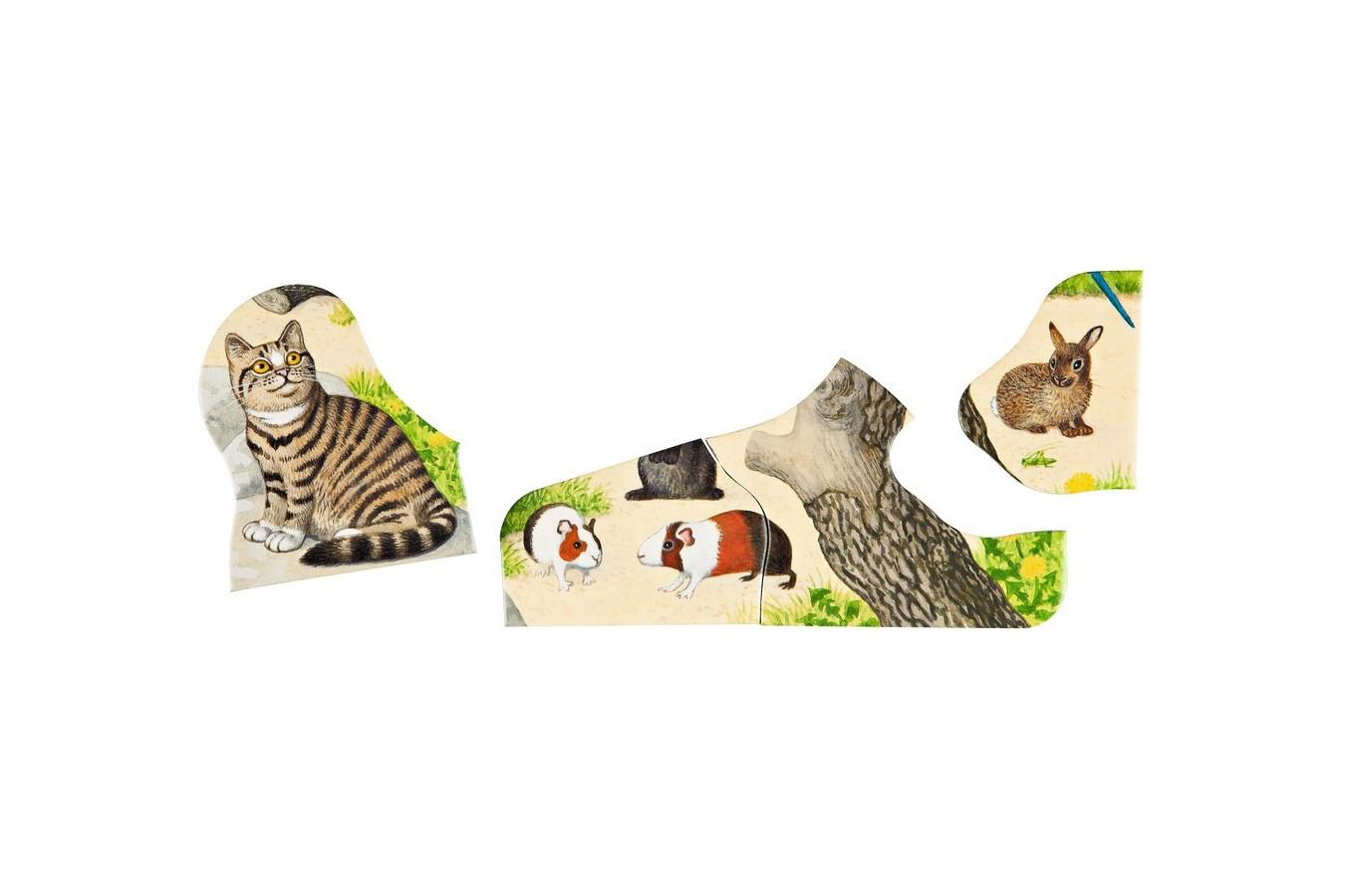 Puzzle Ravensburger - La Zoo, 47 piese (06777)