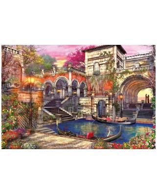 Puzzle Educa - Dominic Davison: Venice Romance, 3000 piese (16320)