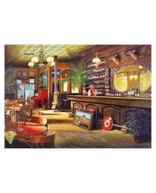 Puzzle Educa - Big Sky Saloon, 6000 piese (16357)