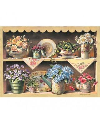Puzzle Educa - Cupboard Garden, 500 piese (16645)