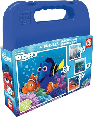Puzzle Educa - Finding Dory, 12/16/20/25 piese (16812)