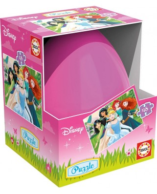 Puzzle Educa - Disney Princess, 48 piese (17185)